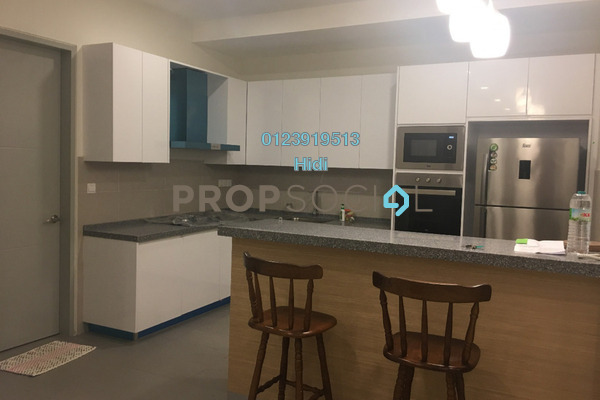 For Rent Condominium at X2 Residency, Puchong Freehold Fully Furnished 4R/5B 2.7k