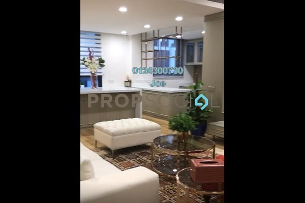 For Rent Duplex at Arcoris, Mont Kiara Freehold Fully Furnished 3R/3B 9k