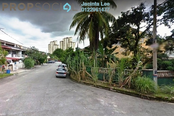 For Sale Terrace at Taman Golden, Sentul Freehold Unfurnished 4R/3B 584k