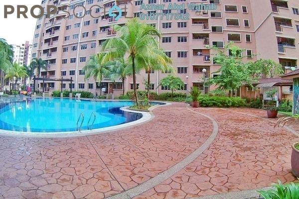 For Sale Condominium at Cengal Condominium, Bandar Sri Permaisuri Freehold Unfurnished 3R/2B 399k