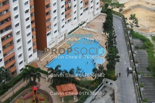 For Sale Apartment at Flora Damansara, Damansara Perdana Freehold Unfurnished 3R/2B 180k