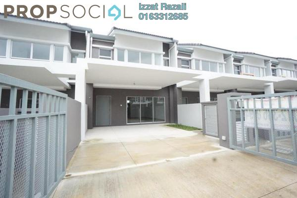 For Sale Terrace at Serene Heights, Bangi Freehold Unfurnished 4R/3B 620k