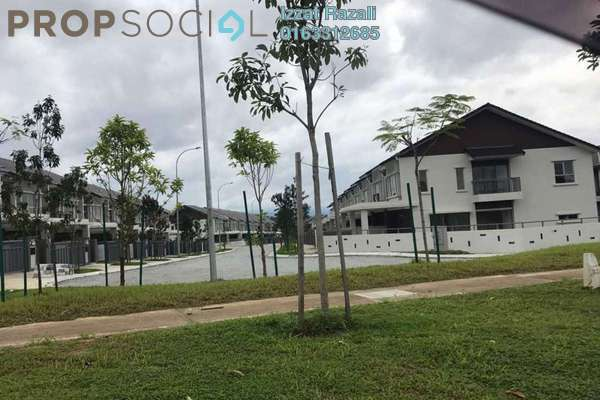 For Sale Terrace at Serene Heights, Bangi Freehold Unfurnished 4R/3B 600k