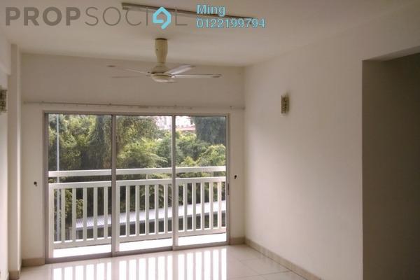 For Rent Condominium at Hijauan Puteri, Bandar Puteri Puchong Freehold Unfurnished 3R/2B 1.2k