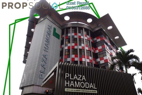 For Rent Office at Plaza Hamodal, Petaling Jaya Freehold Unfurnished 0R/0B 30.4k