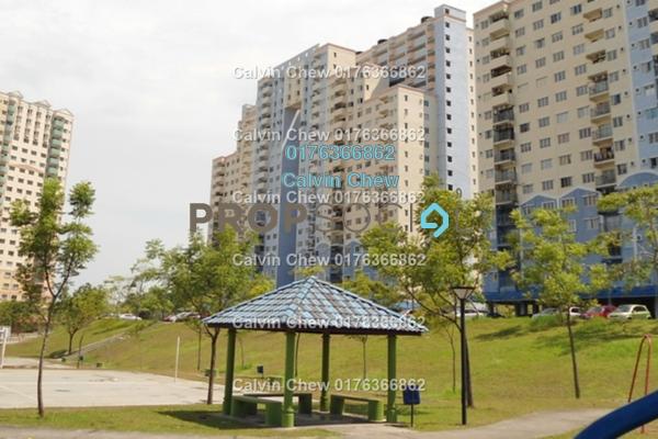 For Sale Apartment at Desaminium Rimba, Bandar Putra Permai Freehold Unfurnished 5R/3B 243k