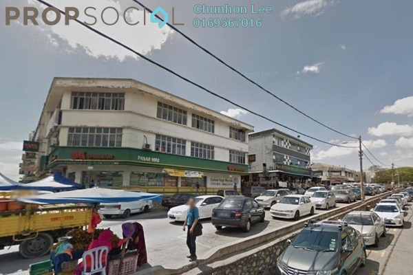 For Rent Shop at Taman Taming Jaya, Balakong Freehold Unfurnished 0R/0B 5k
