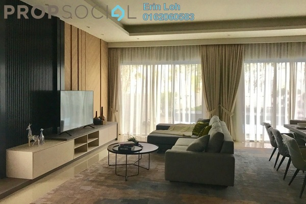 For Sale Semi-Detached at Dalia Residences, Tropicana Aman Freehold Unfurnished 4R/4B 1.56m