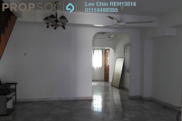 For Sale Terrace at Pandan Indah, Pandan Indah Freehold Semi Furnished 4R/3B 680k
