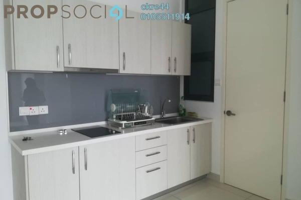 For Sale Condominium at Shamelin Star Serviced Residences, Cheras Freehold Semi Furnished 3R/2B 760k