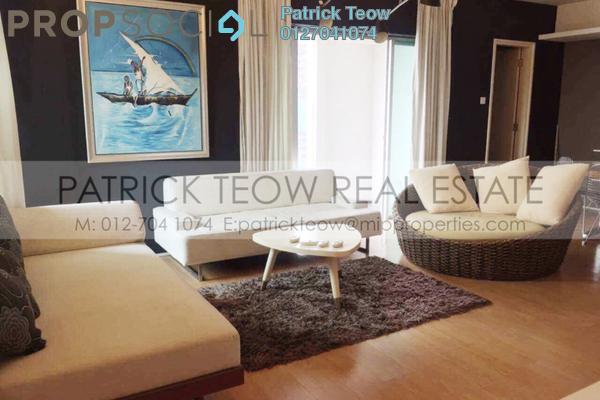 For Sale Condominium at i-Zen Kiara I, Mont Kiara Freehold Fully Furnished 3R/2B 860k