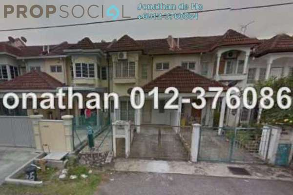 For Sale Terrace at USJ 12, UEP Subang Jaya Freehold Semi Furnished 3R/3B 888k