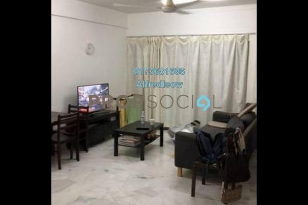 For Sale Condominium at Menara Alpha, Wangsa Maju Freehold Semi Furnished 3R/2B 380k