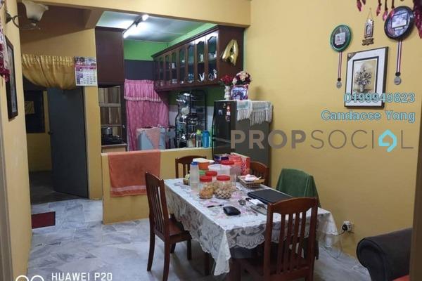 For Sale Terrace at Taman Meru Indah, Meru Freehold Unfurnished 3R/2B 310k