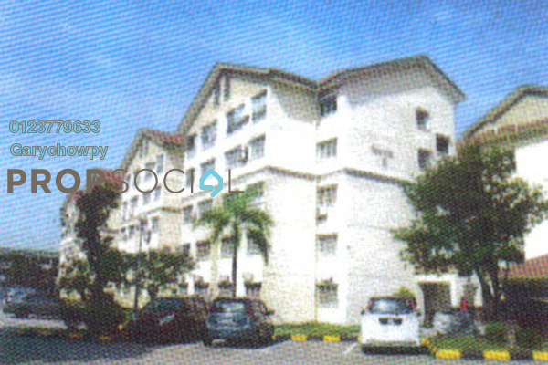 For Sale Apartment at Starville, UEP Subang Jaya Freehold Semi Furnished 3R/2B 276k