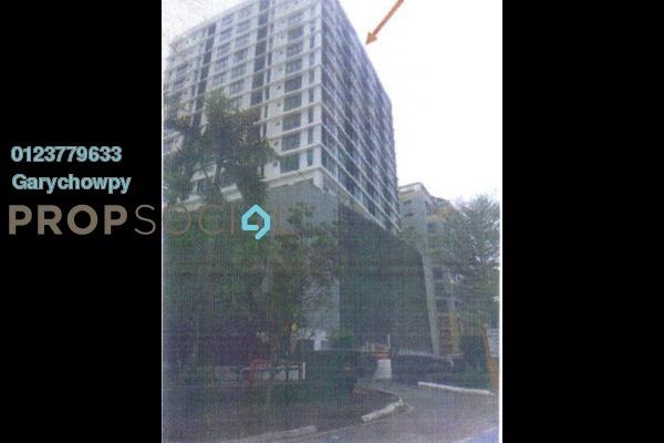 For Sale SoHo/Studio at Studio Fourteen, Shah Alam Freehold Semi Furnished 1R/1B 243k