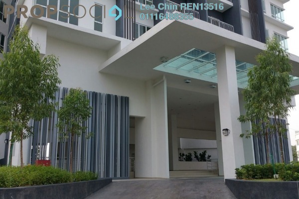 For Sale Duplex at The iResidence, Bandar Mahkota Cheras Freehold Unfurnished 4R/3B 750k