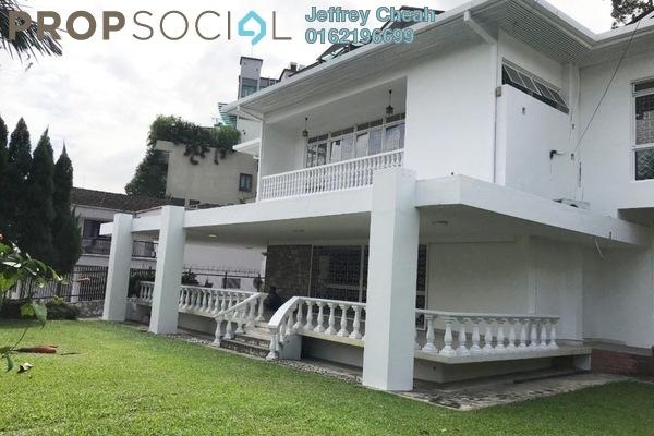 For Rent Bungalow at Bukit Damansara, Damansara Heights Freehold Semi Furnished 7R/6B 9k