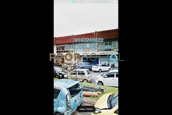 For Rent Shop at Taman Sri Serdang, Seri Kembangan Freehold Unfurnished 0R/1B 3.5k