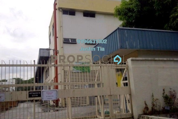 For Sale Factory at Hicom Glenmarie, Glenmarie Freehold Semi Furnished 0R/0B 15m