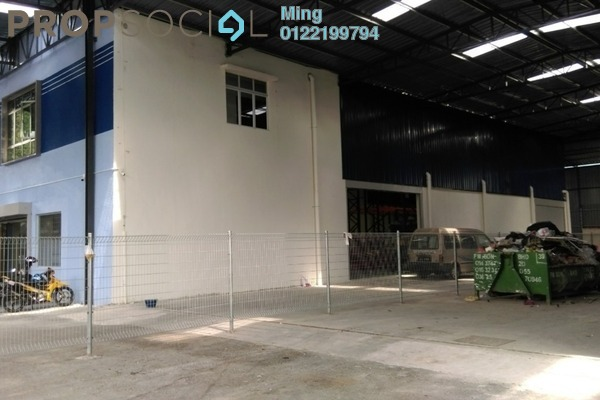 For Rent Factory at Taman Sri Batu Caves, Batu Caves Freehold Unfurnished 0R/2B 20k