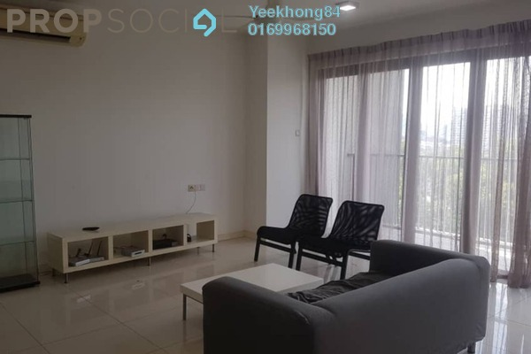 For Sale Condominium at Gembira Residen, Kuchai Lama Freehold Fully Furnished 3R/3B 860k