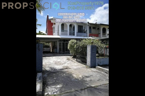 For Sale Semi-Detached at Taman Mayling, Kuching Freehold Unfurnished 4R/3B 670k