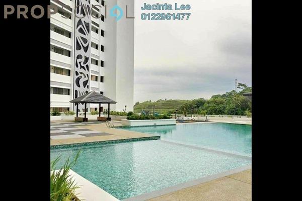 For Sale Duplex at V'Residence, Cyberjaya Leasehold Unfurnished 4R/4B 550k