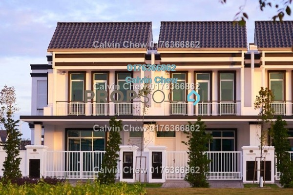 For Sale Terrace at Eco Majestic, Semenyih Freehold Unfurnished 4R/3B 531k
