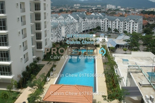 For Sale Duplex at Ampang Putra Residency, Ampang Freehold Unfurnished 5R/4B 664k