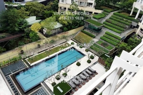 For Sale Condominium at Hijauan Kiara, Mont Kiara Freehold Semi Furnished 3R/3B 1.39m