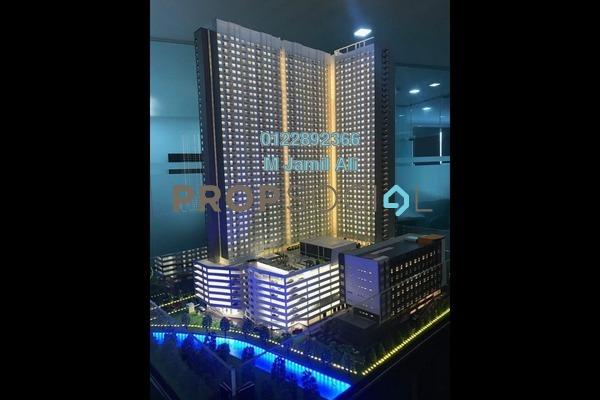 For Sale Condominium at Residensi Inspiria, Setapak Leasehold Unfurnished 3R/2B 265k