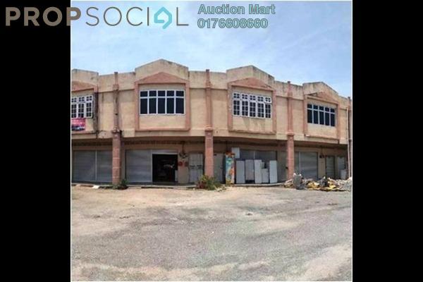 For Sale Shop at Kampung Tepus, Kelantan Freehold Unfurnished 0R/0B 150k