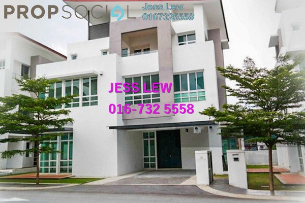 For Sale Bungalow at The Grove, Petaling Jaya Freehold Fully Furnished 7R/7B 5.56m