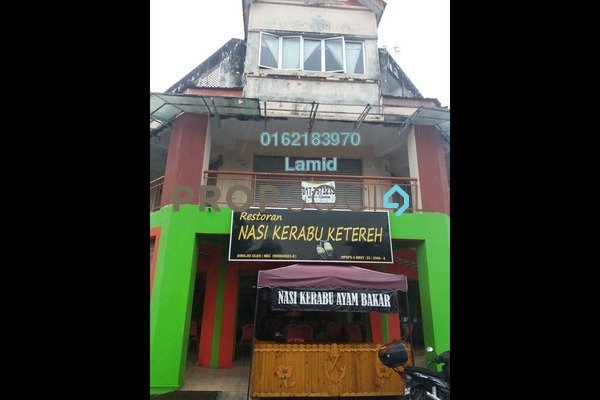 For Rent Shop at Salak Perdana Business Park, Bandar Baru Salak Tinggi Freehold Unfurnished 0R/0B 1.35k
