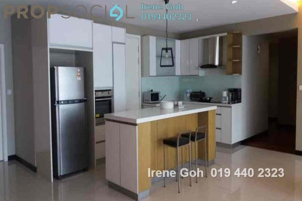 For Rent Condominium at BayStar, Bayan Indah Freehold Fully Furnished 4R/4B 4.2k