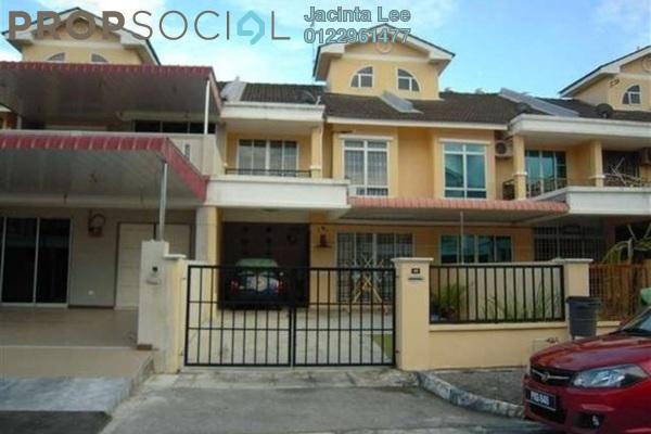 For Sale Terrace at Taman Sutera, Seberang Jaya Freehold Semi Furnished 4R/3B 454k