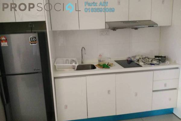 For Rent Condominium at Suria Jelutong, Bukit Jelutong Freehold Fully Furnished 1R/1B 1.2k