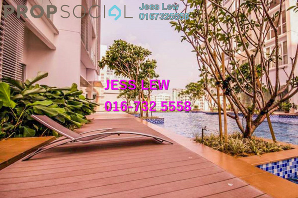 For Sale Condominium at M Suites, Ampang Hilir Freehold Fully Furnished 1R/1B 580k