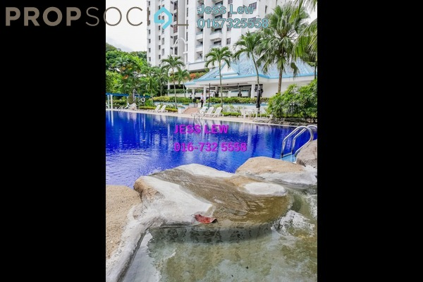 For Sale Condominium at Prima 16, Petaling Jaya Freehold Semi Furnished 4R/4B 1.15m