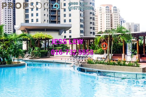 For Sale Condominium at Mont Kiara Bayu, Mont Kiara Freehold Fully Furnished 2R/2B 699k