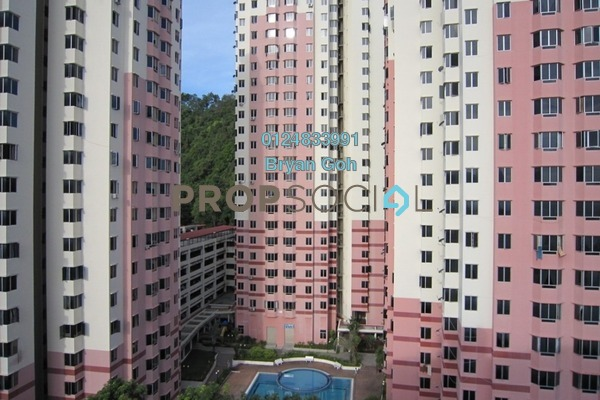 For Rent Condominium at Kingfisher Series, Green Lane Freehold Semi Furnished 3R/2B 850translationmissing:en.pricing.unit