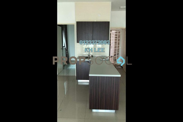 For Sale Serviced Residence at Vista Alam, Shah Alam Freehold Semi Furnished 2R/2B 390k