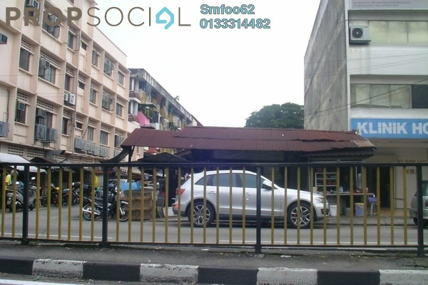 For Rent Shop at Jalan Pudu, Pudu Freehold Unfurnished 0R/0B 13.8k