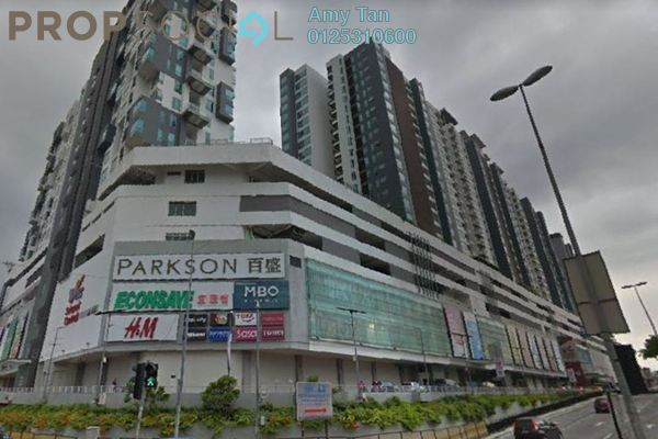 For Sale Serviced Residence at Danau Kota, Setapak Freehold Unfurnished 0R/0B 603k