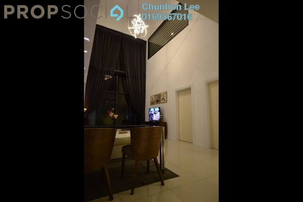 For Rent Serviced Residence at Expressionz Professional Suites, Titiwangsa Freehold Fully Furnished 2R/2B 3.8k