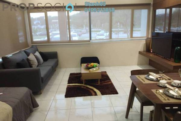 For Sale Condominium at Nilai Vision City, Putra Nilai Freehold Unfurnished 0R/1B 230k
