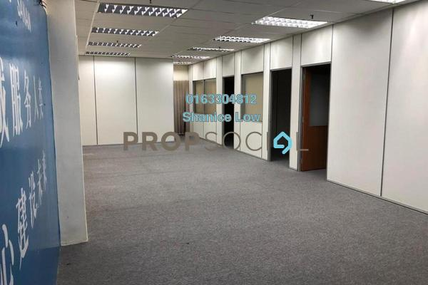 For Rent Office at IOI Business Park, Bandar Puchong Jaya Freehold Semi Furnished 3R/0B 3.1k