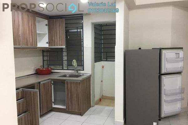 For Rent Condominium at Main Place Residence, UEP Subang Jaya Freehold Semi Furnished 2R/1B 1.2k