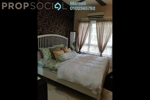 For Sale Condominium at D'Alamanda, Cheras Freehold Fully Furnished 2R/2B 450k